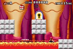 Mario vs. Donkey Kong - burnt - User Screenshot